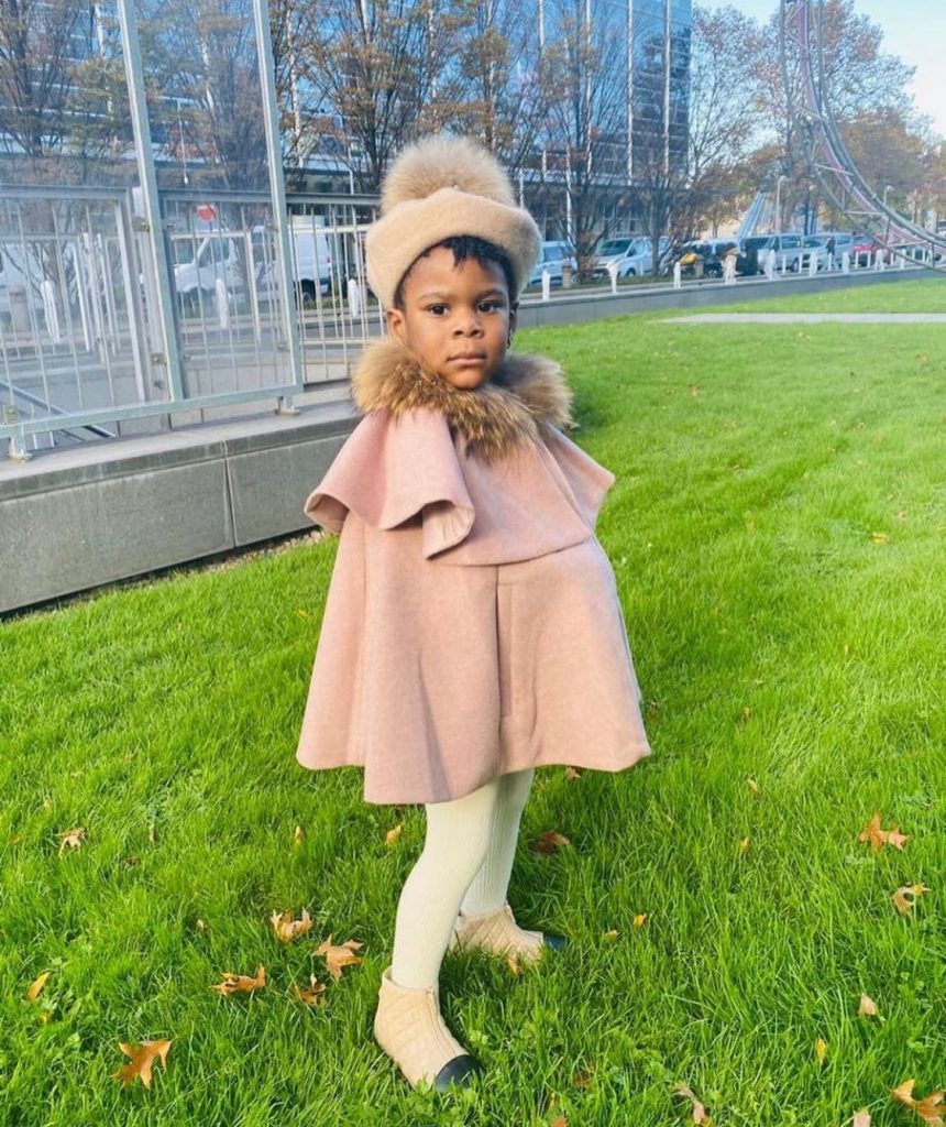Patoranking Shares Cute Photos Of His Daughter