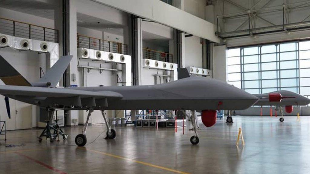 Nigeria receives 2 unmanned combat aerial vehicles