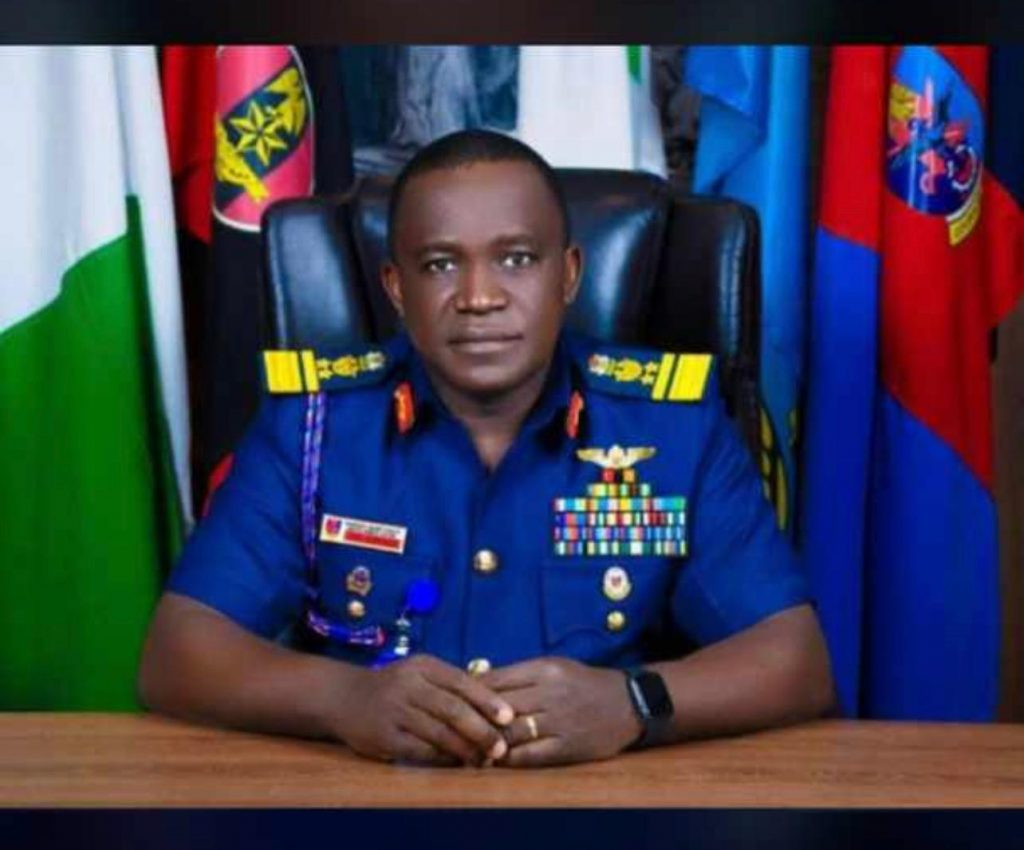New Chief of Air Staff, Amao assumes office
