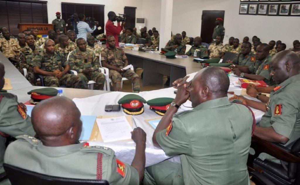 Court sentences Nigerian soldier to death