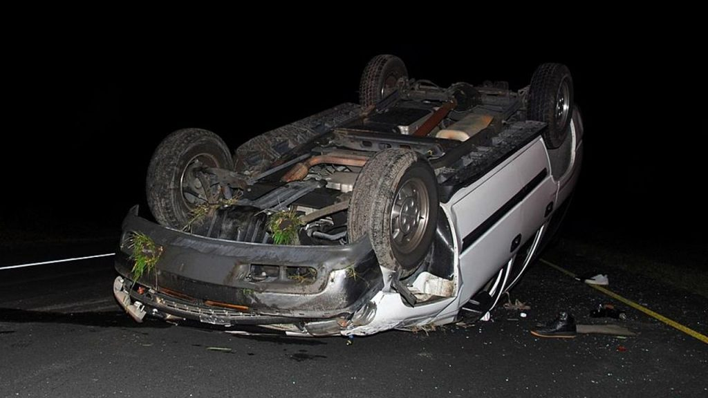 Truck crushes couple to death