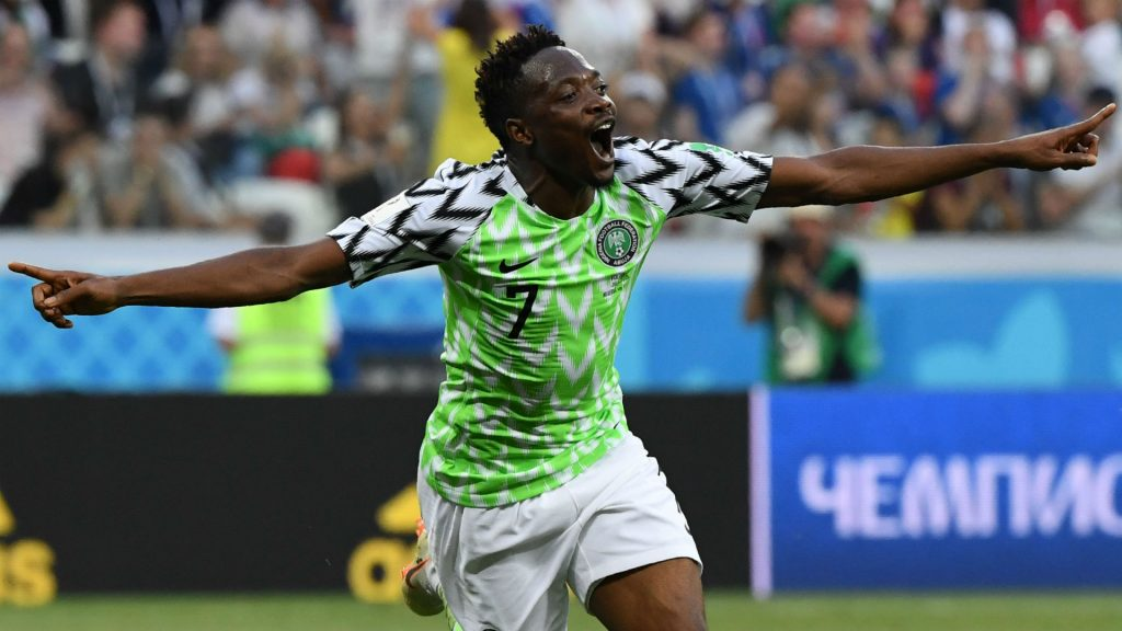 Ahmed Musa donates N6M to Jos football tourney