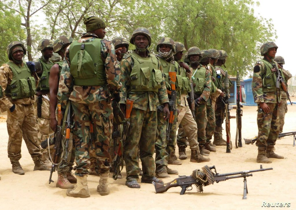 Boko Haram commanders killed as Nigerian troops, MNJTF invade strongholds