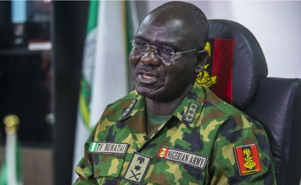 Buratai reveals Buhari repaid his father
