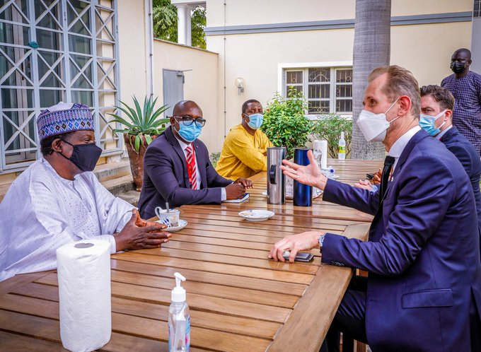 Denmark To Support Plateau State In Revival of JIB/BARC Farms