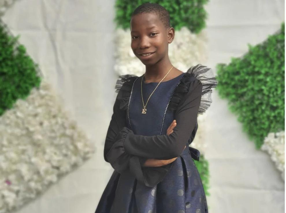 Nigerian Comedian, Emanuella wins Nickelodeon Kids' Choice Award