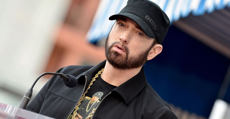 Why Eminem Says He Doesn't Date