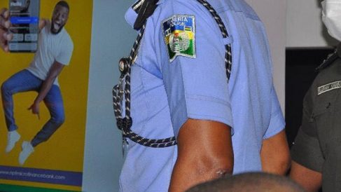 Police arrest two persons over killing a 20 year old lady