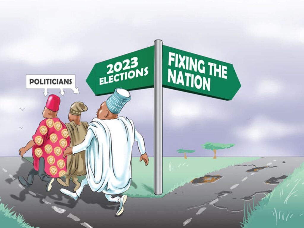 Forget 2023 Elections And Fix Insecurity