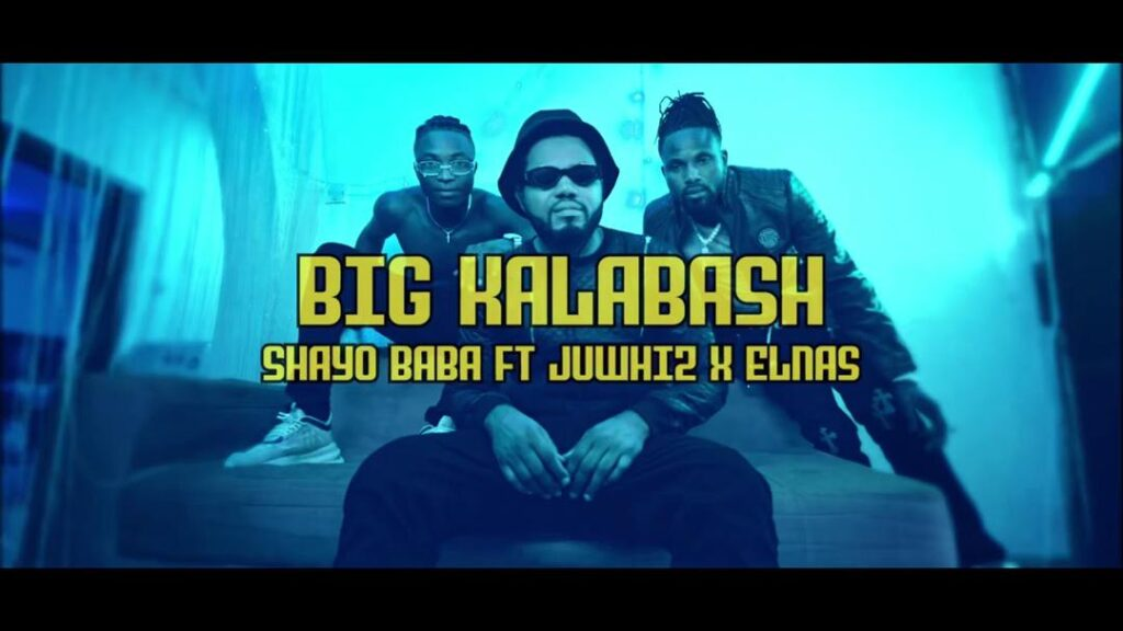 Shayobaba – Big Kalabash