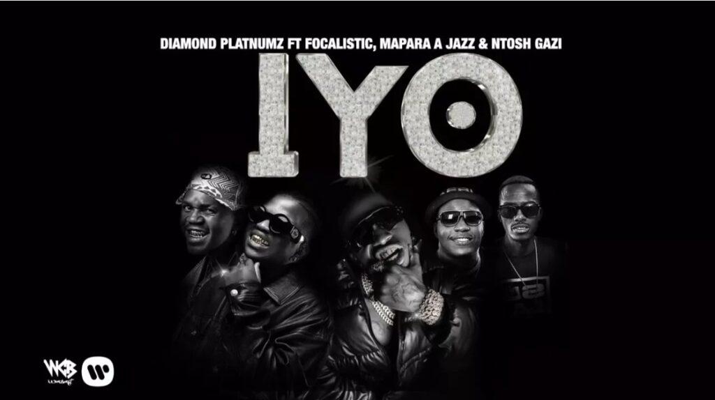 Diamond Platnumz ft Focalistic, Mapara A Jazz & Ntosh Gazi